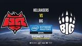 HellRaisers vs BIG - IEM Sydney 2019 Europe Closed QA - map3 - de_cache SSW