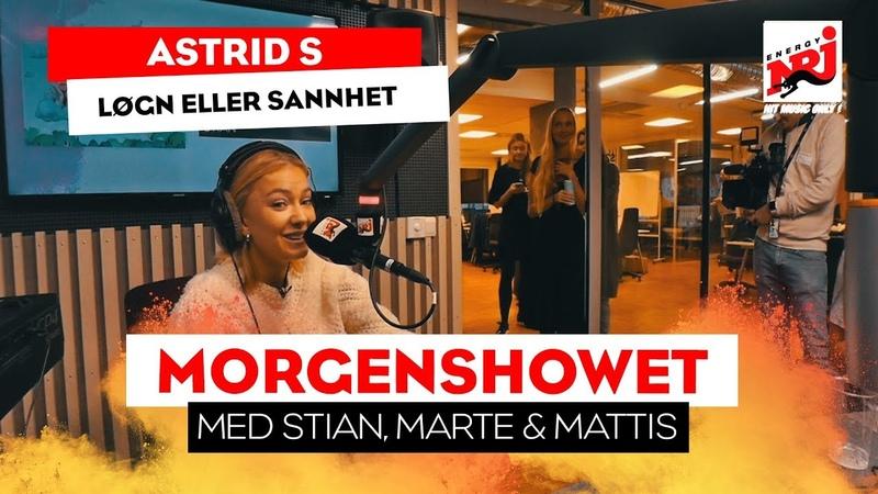 Astrid S i Løgn eller sannhet