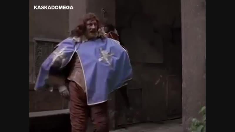 ДАртаньян и три мушкетера - Песня гвардейцев [1080p]