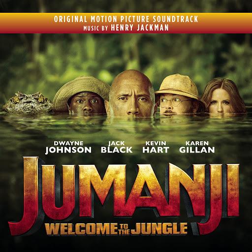 Henry Jackman альбом Jumanji: Welcome to the Jungle (Original Motion Picture Soundtrack)