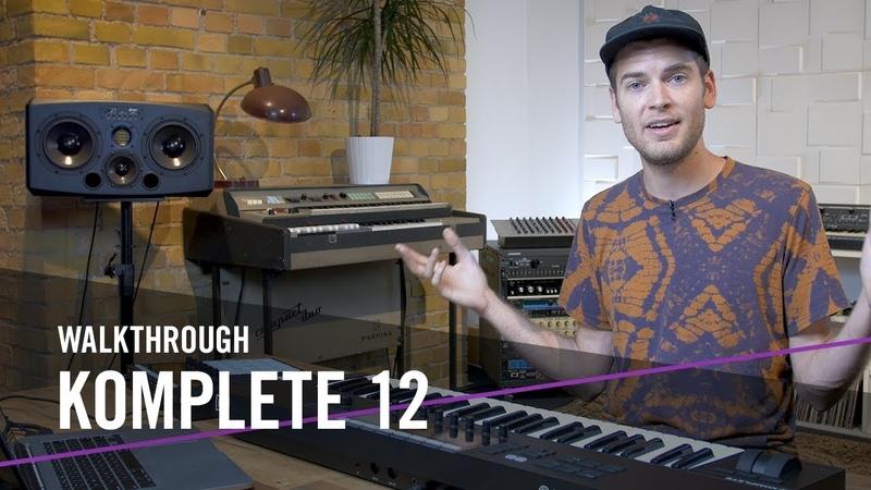 Mad Zach plays KOMPLETE 12 | Native Instruments