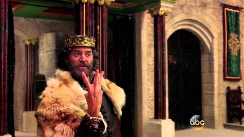Король и Шут из 4 эпизода Галаванта - GladiolusTV