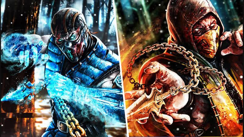 В МИРЕ УМНЫХ И УСПЕШНЫХ ЛЮДЕЙ 1 - Mortal Kombat X