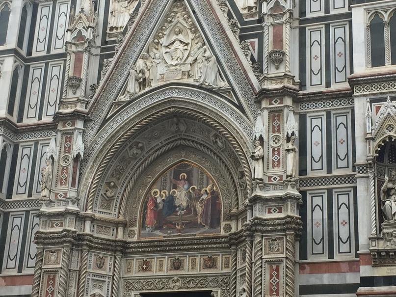 Приключения во Флоренции. Санта-Мария-дель-Фьоре