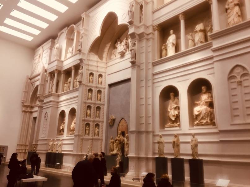 Приключения во Флоренции. Музей