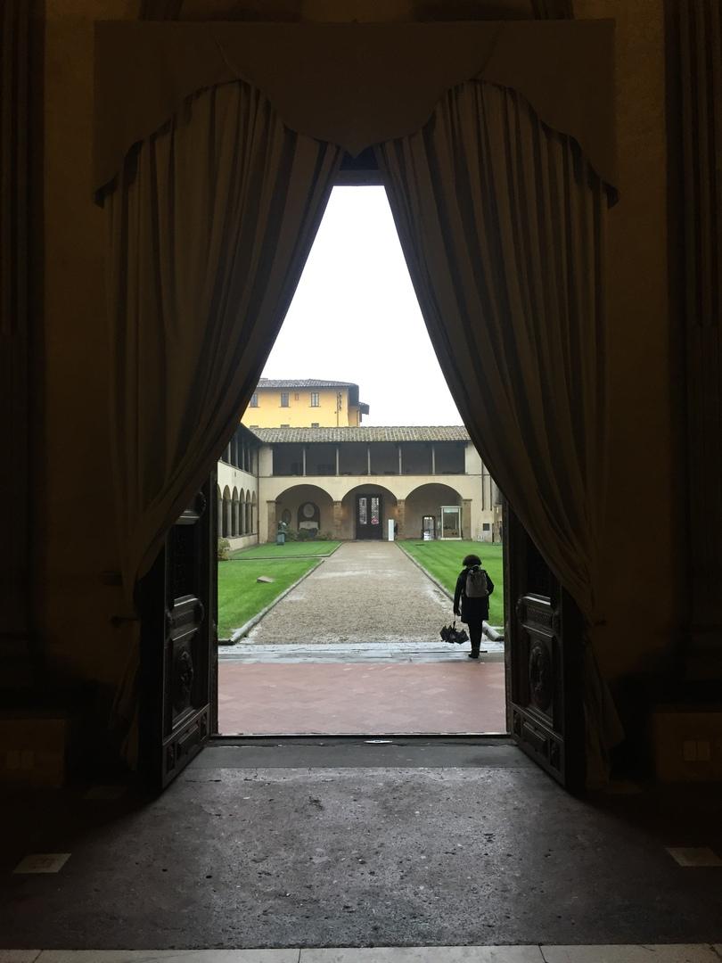 Приключения во Флоренции. Санта-Кроче