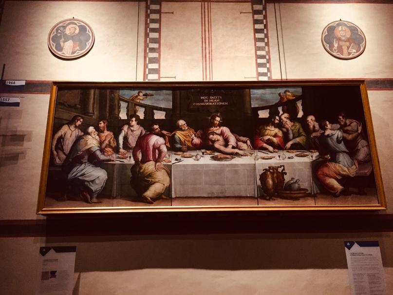 Приключения во Флоренции. Санта кроче