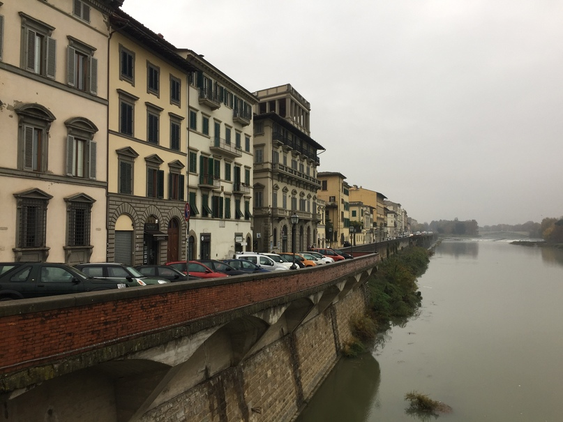 Приключения во Флоренции. Флоренция