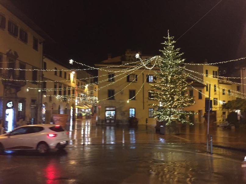 Приключения во Флоренции. Montelupo Florentino