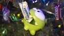 Ам Ням и Новогодняя елка - новые серии - мультики для детей.