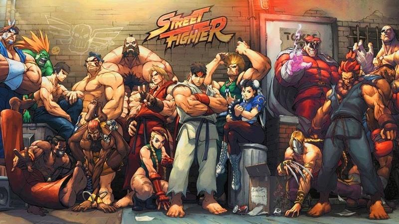 Альманах жанра файтинг - Выпуск 62 - Super Street Fighter II Turbo и все все все