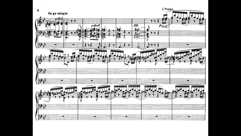 Marco Enrico Bossi, Scherzo op. 49 no. 2 played by Luca Scandali (live recording)