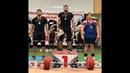 В Гродно проходит чемпионат Беларуси по тяжёлой атлетике