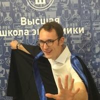 Анкета Егор Привалов