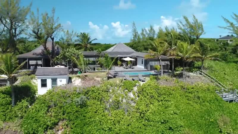Tranquil Oceanfront Villa in Harbour Island Eleuthera Bahamas
