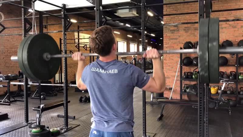Шаманаев Иван тренер по функциональному тренингу фитнес клуба Ратиборец