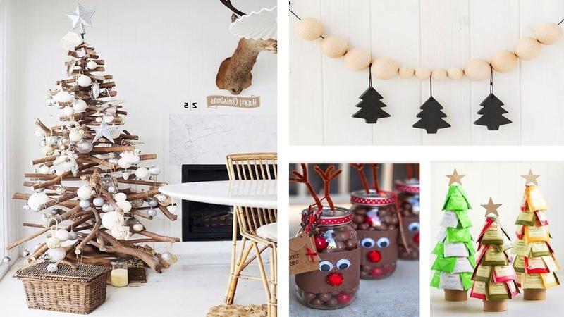 DIY Christmas Decor! Easy Fast DIY Christmas Winter Ideas for Teenagers 3