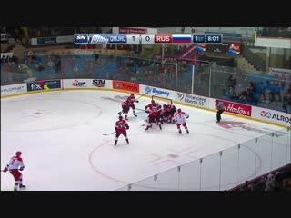 CIBC Canada Russia Series. Молодёжная сборная России – QMJHL (16.11)
