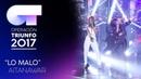 LO MALO - Aitana y Ana Guerra   OT 2017   OT Fiesta