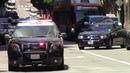 Multiple Agency Suspicious Package Response Downtown LA