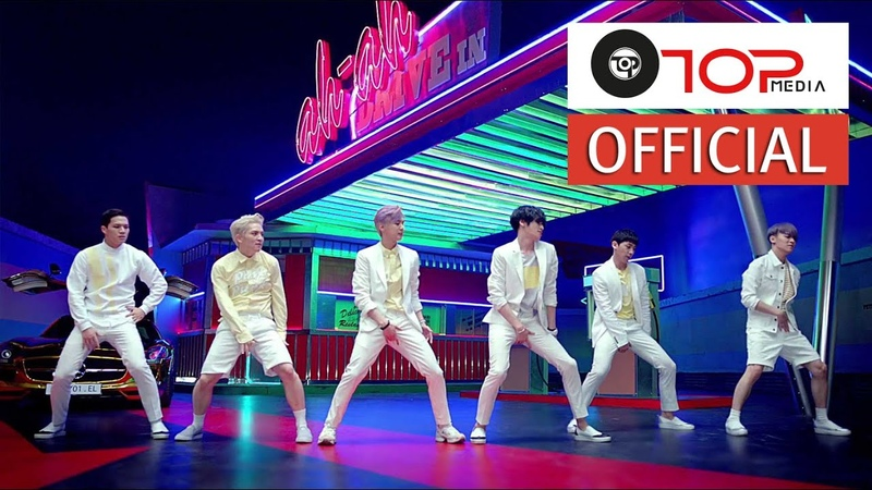 TEEN TOP (틴탑) _ ah-ah (아침부터 아침까지) MV