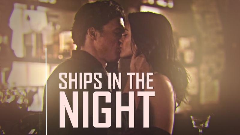 » reggie veronica | ships in the night