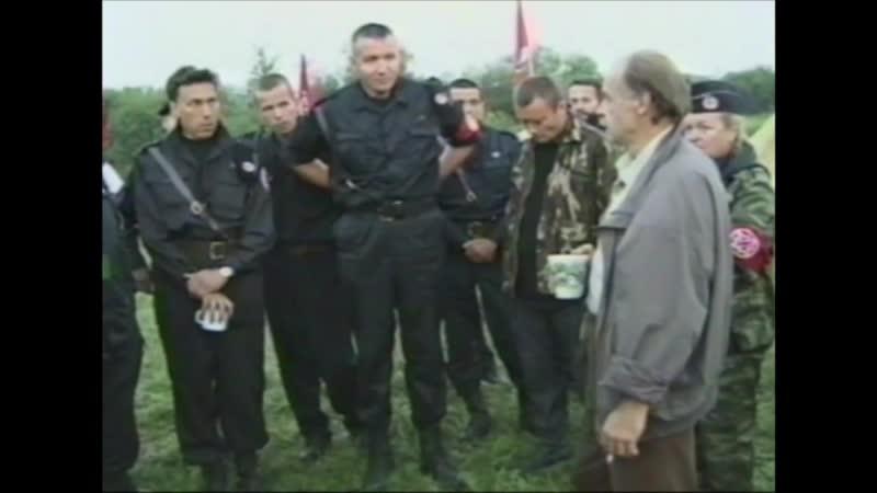 Праздник в Дивеево А П Баркашов №2 1 2002г