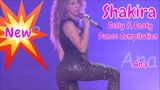 Shakira Belly &amp Booty Dance Compilation