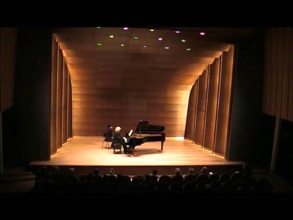 Vassily Lobanov Sonate Nr 2 1980 für Klavier