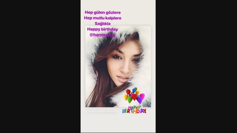 Happy Birthday Xande >> Ugur Alevyılmaz