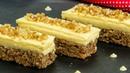 Самое вкусное и самое простое в приготовлении ореховое пирожное с белым шоколадом