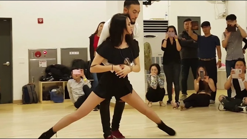 Said Camila @ Seoul Kizomba Competition 2018