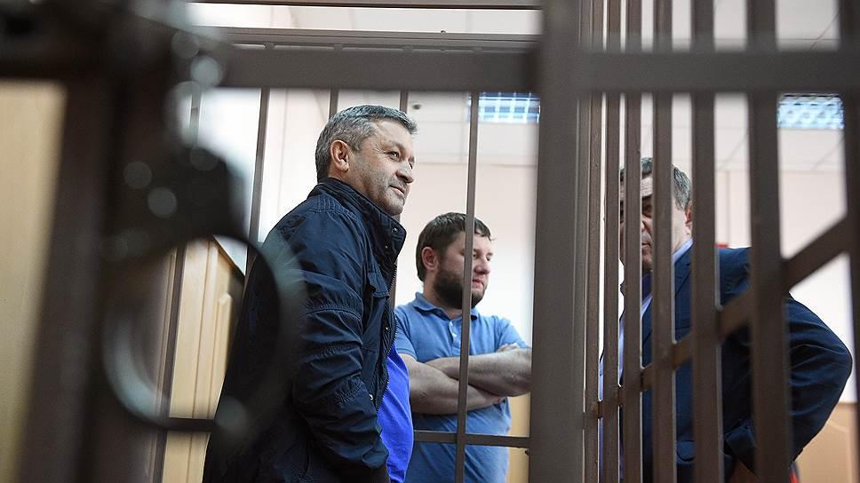 По делу Арашуковых арестованы и заключены под стражу Булатов, Бетуганов и Филиппов