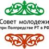 Совет молодежи при Полпредстве РТ в РФ