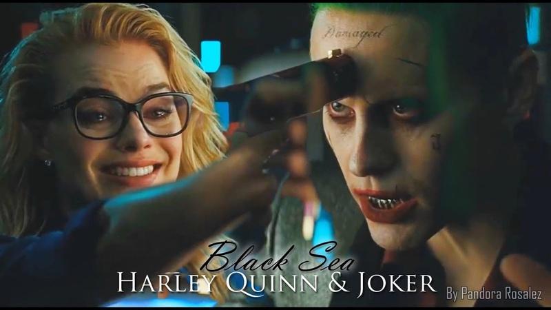 Harley Quinn Joker | Suicide Squad | Black Sea