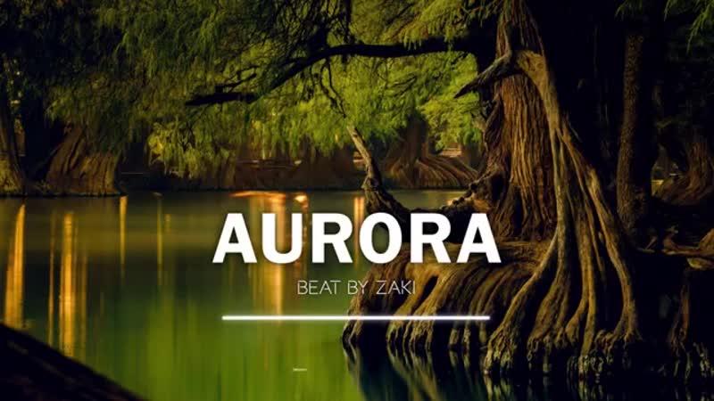 AURORA Latin Trap Beat Instrumental | Rap Hip Hop Freestyle Beats | Zaki