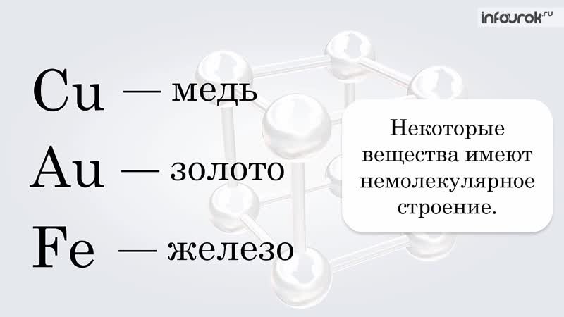 5 Относительная атомная и молекулярная масса