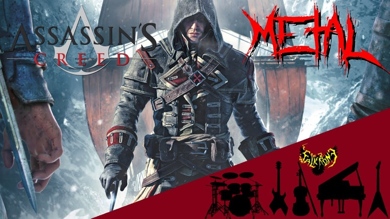 Assassin's Creed Rogue Main Theme 【Intense Symphonic Metal Cover】【52k Special】