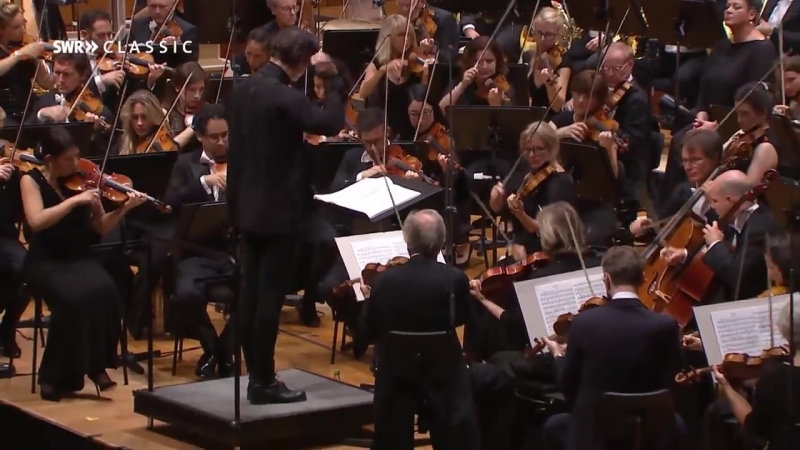 Teodor Currentzis _ 20.09.2018 г_ Sinfonie Nr. 3 d-Moll _ SWR orchester
