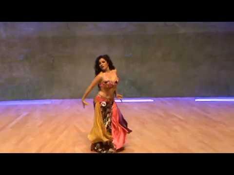 Lily Malacara Festival Egipto en Barcelona 2017 Concurso