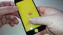 Стекло защитное iphone 6G стекло 6D ! Цвет Чёрный