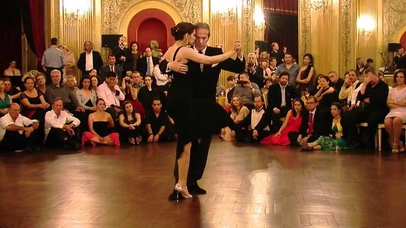 Fernando Jorge Alexandra Baldaque 7th International Tango Festival Porto