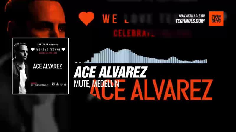@AceAlvarezNYC - Mute, Medellin Periscope Techno music