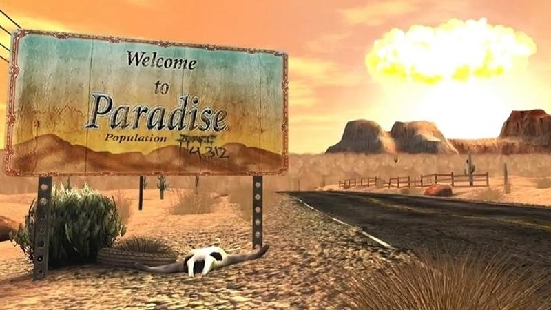POSTAL 2 - Paradise Lost. Часть 2.