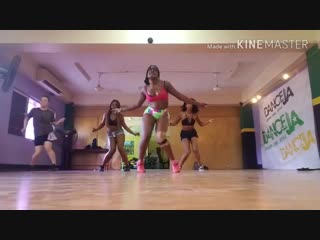 Gentile- knock it up _ dance break down by kimikoversatile