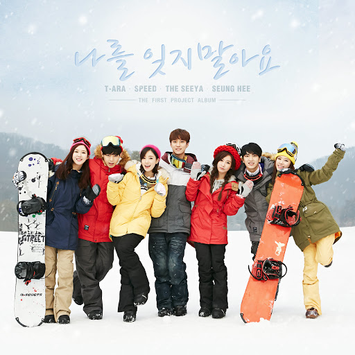 T-ara альбом White Snow