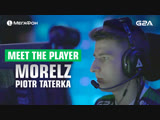 MEET THE PLAYER | morelz