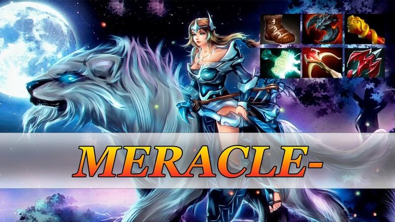 Meracle- / Mirana / Leap Arrow = ggwp