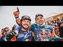 RALLY DAKAR 2019 Victories for Nasser Al Attiyah and Toby Price in Peru Dakar2019