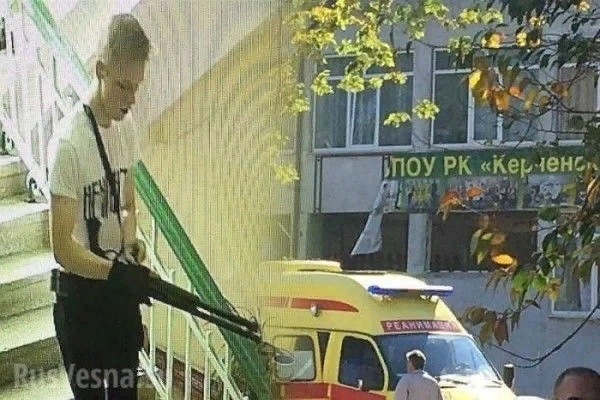 Подруга керченского стрелка: он хотел отомстить за издевательства одногруппников
